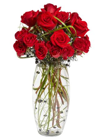 Arrangement de roses...