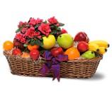Mariage fruits-plante