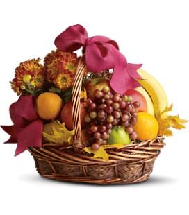 Fruits en panier